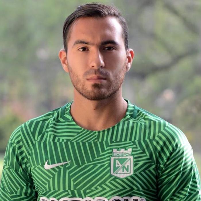 Juan Nieto Atlético Nacional